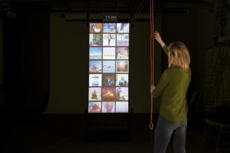 Massenmedien – Medien nach Maß Christina Klus, Multimedia Design (MA) Burg Giebichenstein Kunsthochschule Halle
