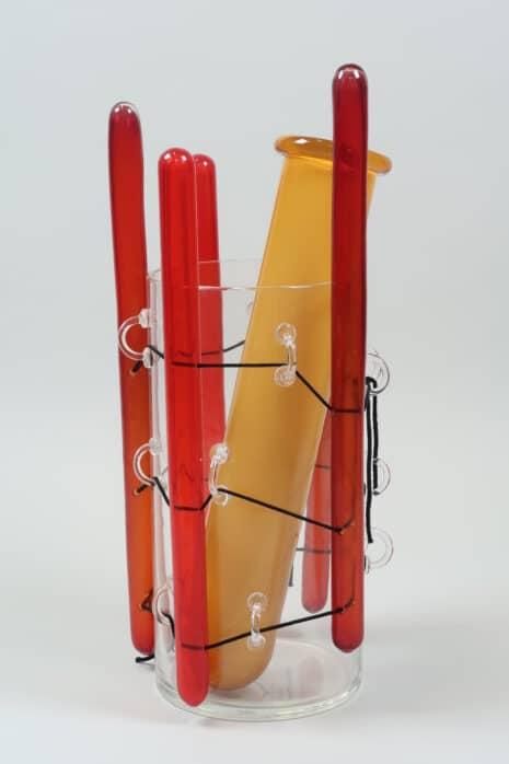 Ettore Sottsass. Vase n ° 4 , 2006