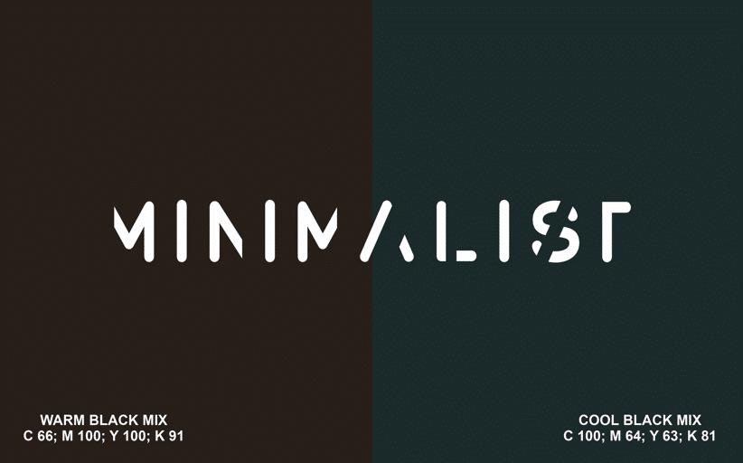 minimalistische designs