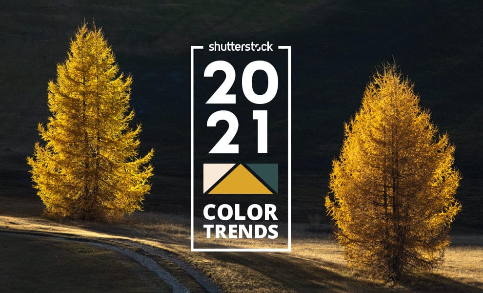 Trendfarben 2021