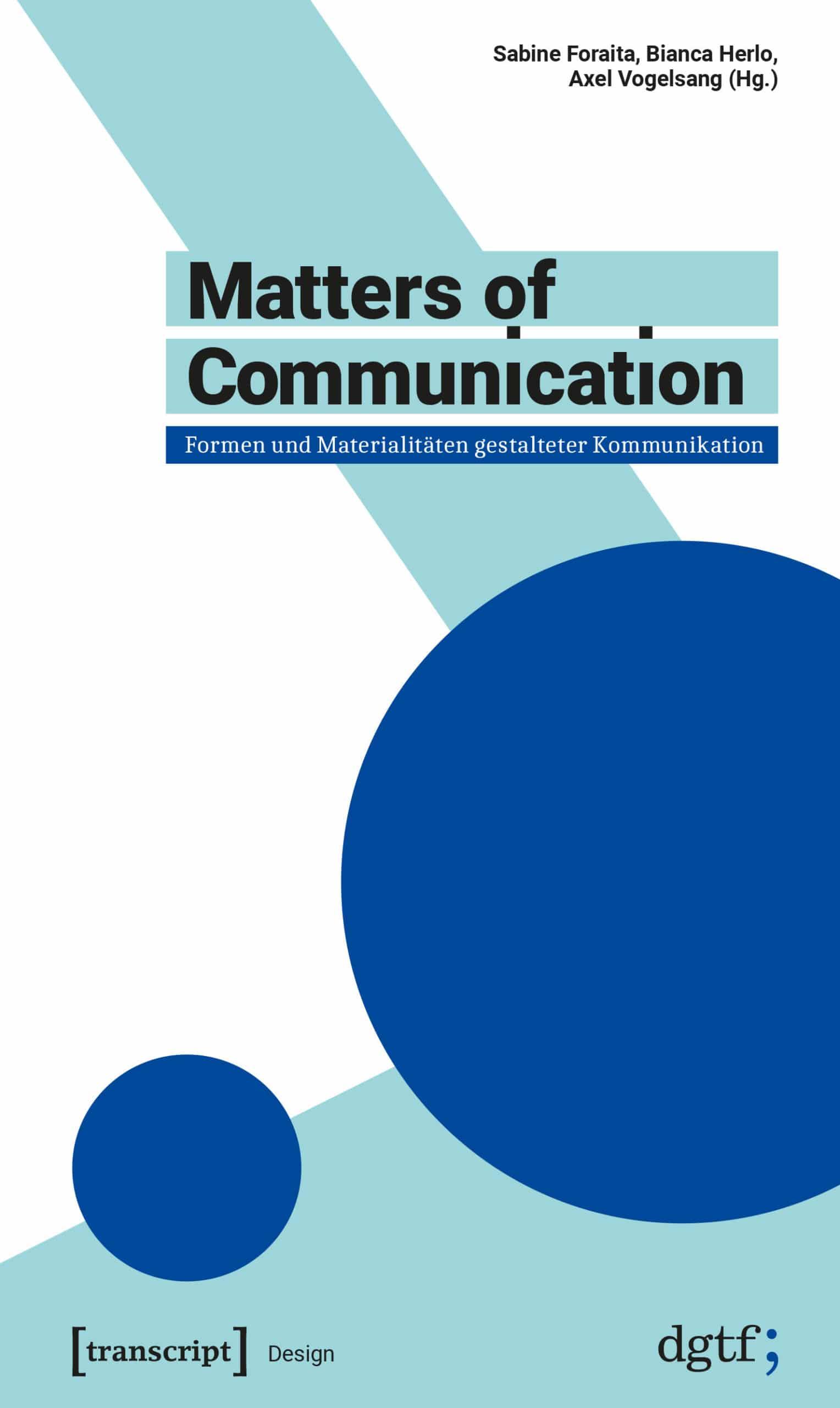 matters of communication