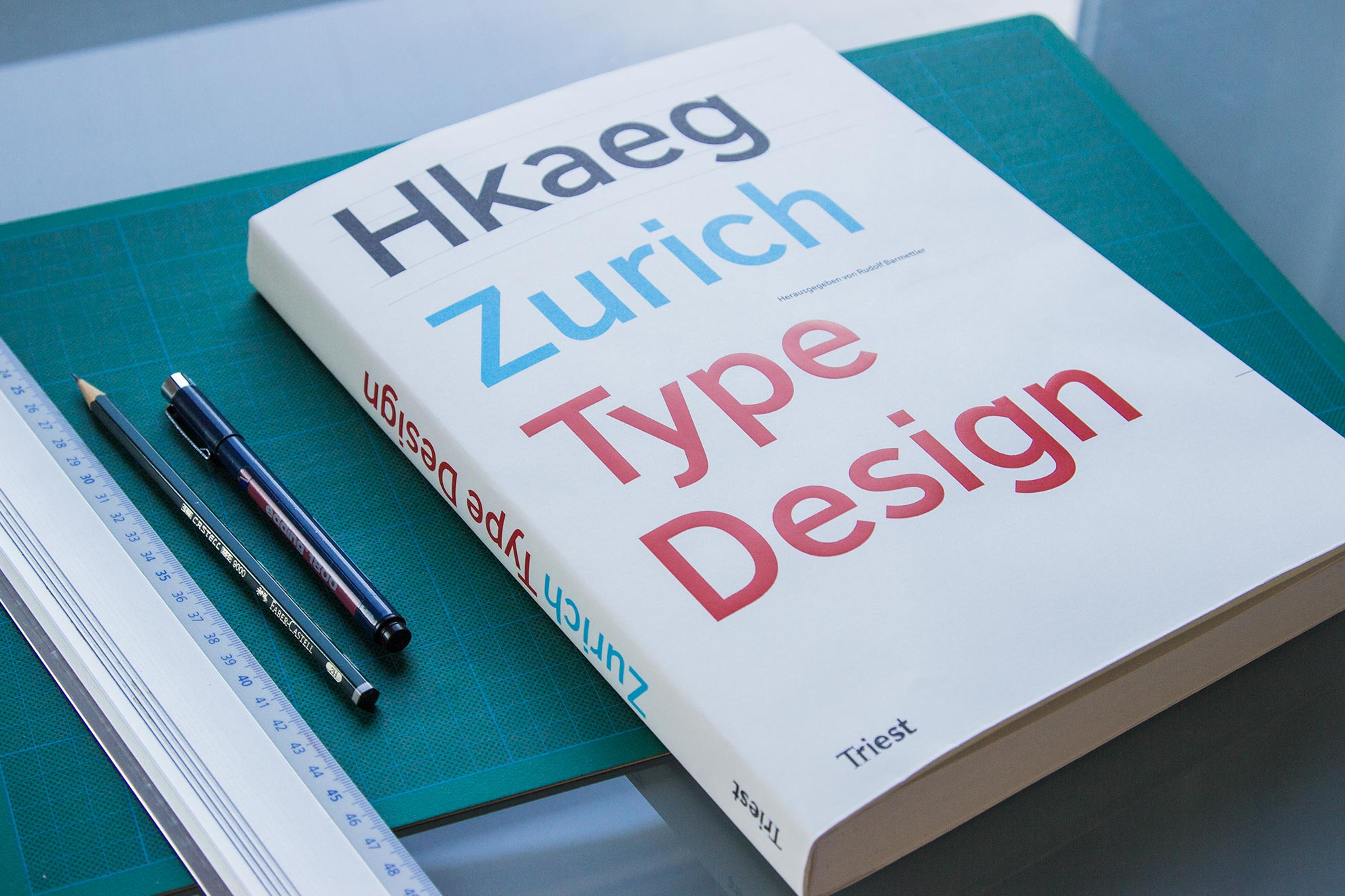 zurich type design