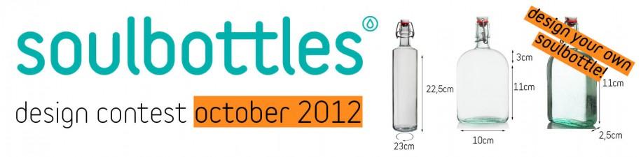 Soulbottles Design Contest 2012