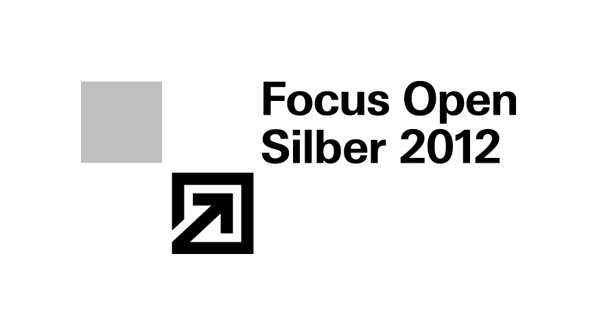 Design - Focus Open Silber 2012