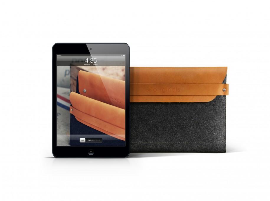 Design - iPad mini Sleeve by Mujjo