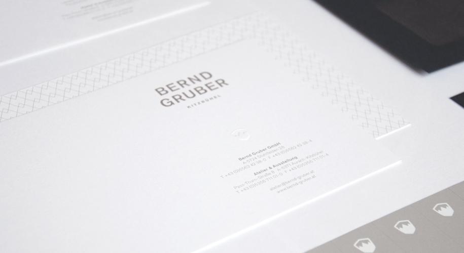 Kurzkarte für Bernd Gruber