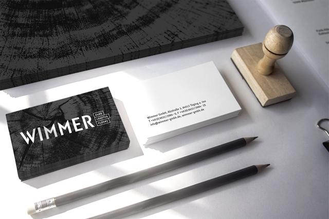markenauftritt f 252 r holzmanufaktur designbote. Black Bedroom Furniture Sets. Home Design Ideas